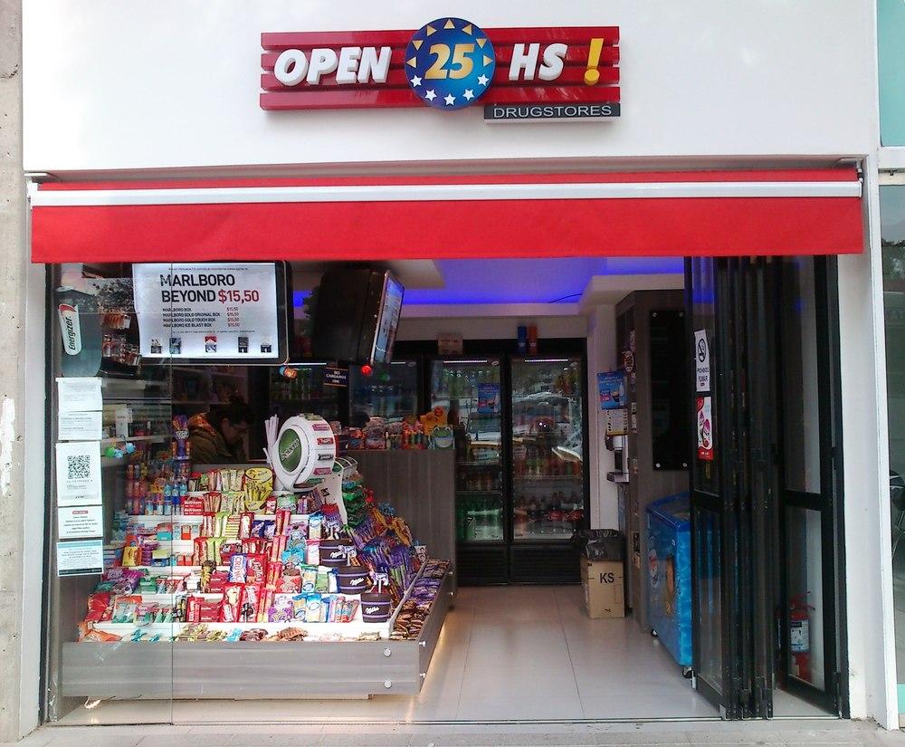 Open 25 hs  cabildo y nu  ez 2014