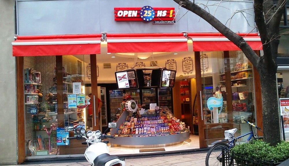 Open 25 hs  salguero 2729   2014 exterior