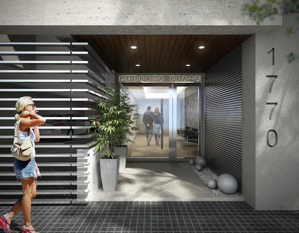 Edificio de vivienda multifamiliar manuela pedraza 1770  acceso en ejecuci  n