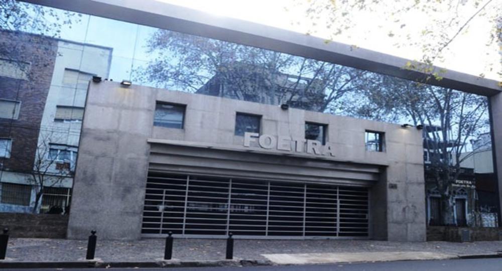 Foetra sindicato de las telecomunicaciones sede hipolito yrigoyen 2011